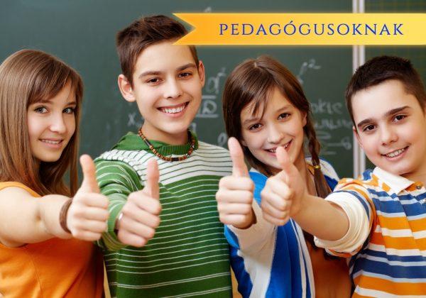 Osztályból közösség online tanfolyam